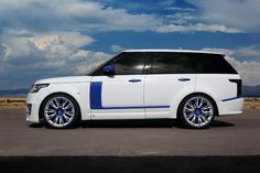 Range Rover Sport Lumma