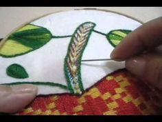 En este vídeo te enseño de manera sencilla como transferir diseños a la tela para que los pintes, o hagas un bordado mexicano