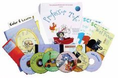Spanish, French, Chinese, Italian & German DVDs, CDs & Books for Kids. Children, toddlers & babies learn a foreign language in a fun and interactive way with Professor Toto!