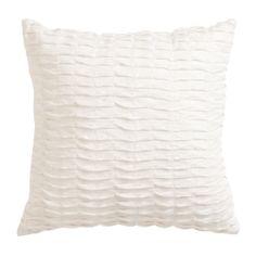 Pearl Linen Pleat Pillow - Ethan Allen US
