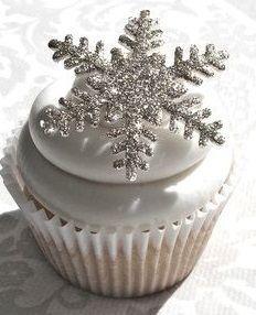 Noel Christmas, Christmas Treats, Christmas Baking, Silver Christmas, Xmas, Christmas Wedding, Christmas Cookies, White Christmas Desserts, Mini Christmas Cakes
