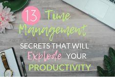13 Time Management Tips to Explode Your Productivity - The Olden Chapters Time Management Activities, Time Management Strategies, After School Routine, School Routines, College Hacks, New Career, Self Improvement, Productivity, Free Printables