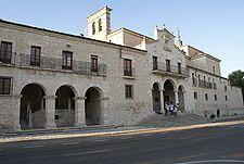 Segovia Cuellar Santuario del Henar