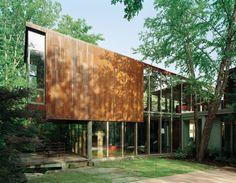 Casa Arkansas Arquitectos:Marlon Blackwell Architect Ubicación: Estados Unidos