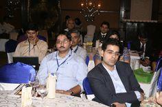 Delegates during Session