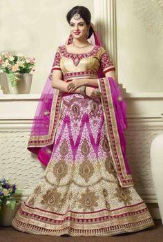 Purchase Bridal Lehenga from Mirraw.com