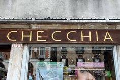ITALY – VENICE II : Vernacular Typography