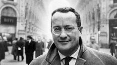Alfred Andersch (February 4, 1914 - February 21, 1980) German writer and publisher (Gruppe 47).