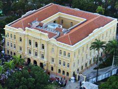 """""""Palácio do Campo das Princesas"""". * Recife * Pernambuco, Brasil."""