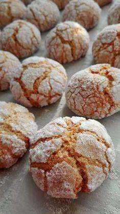 Esta receta de galletas también es de las que tienes que guardar como oro en paño! Algo más costosas de hacer economicamente debido a la cantidad de almendra, pero que valen sin duda la pena para d…