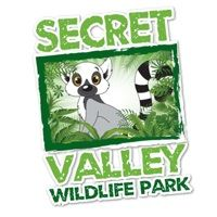 Secret Valley Wildlife Park, Wexford, has fourteen acres of fun-filled adventures from bottle-feeding the hungry kid goats to riding Snowball the pony, with a variety of animals inside and out, they promise unforgettable, great value, family fun.  Don't miss: the lovely lemurs, Roxy, Lenny and Penny!