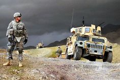 U.S. Army 1st Lt. Larry Baca monitors the weather outside as a storm approaches Forward Operation Base Lane, Afghanistan, Feb. 19, 2009. Baca is assigned to Company C, 1st Battalion, 4th Infantry Regiment. U.S. Army photo by Staff Sgt. Adam Mancini