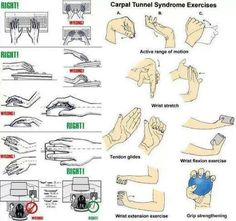 #carpal #tunnel #exercise