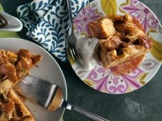 Tres Leches Bread Pudding from CookingChannelTV.com