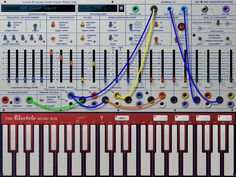 MATRIXSYNTH: Buchla Music Easel Minus the Audio for iPad