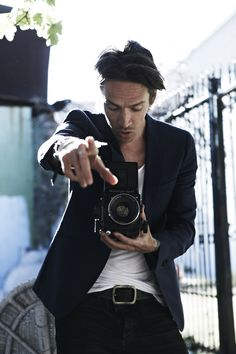 THVM -  Brandon Boyd from INCUBUS in THVM...