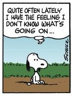 ☮ Peanuts humorous quotes, Charlie Brown, Snoopy ~ ☮レ o √乇 ❥ L❃ve ☮~ღ~*~*✿⊱☮ Peanuts Cartoon, Peanuts Snoopy, Snoopy Quotes, Peanuts Quotes, Bd Comics, Comics Toons, Charlie Brown And Snoopy, Snoopy And Woodstock, Comic Strips