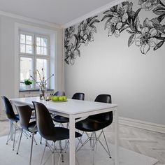 Rebel Walls foto behang interiors wallpaper behang woonkamer behang slaapkamer #trendy #interieurtrends springtime