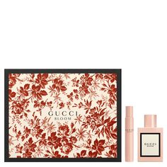 Gucci Bloom Eau De Parfum Gift Set - Gucci Bloom - Ideas of Gucci Bloom - Gucci Bloom Eau De Parfum 50 ml Gift Set New Fragrances, House Of Fraser, Creepers, Creative Director, Gift Guide, Sephora, Daisy, Jasmine, Bloom