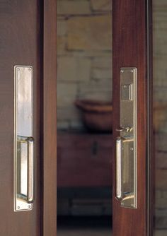 Stepped Thumblatch Entry Set