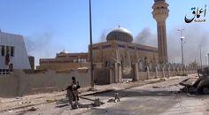 Diese Bilder verbreitet der IS aus Ramadi. Die Dschihadisten haben die Stadt nach schweren Kämpfen erobert.