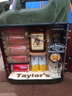 I need a mini-bar this awesome in my life : theCHIVE