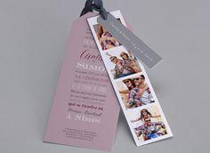 Faire-part de mariage Eponie M42-002 - Collection Trendy - Faire-part-creatif.com
