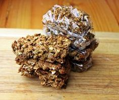 How to Make Low Sugar, High Protein Granola Bars. VSG, WLS, Bariatric, low carb, high protein, Paleo, Gluten-Free.