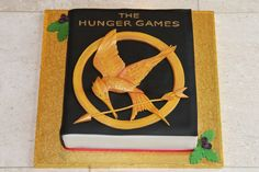 Hunger Games Birthday Cakes