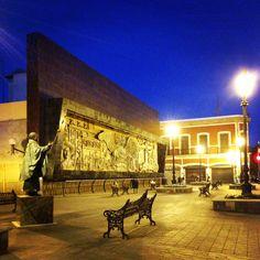 Plaza Catedral, Leon, Guanajuato