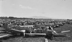RNZAF maintained Rukuhia as a Storage Depot for surplus WW2 aircraft. rnzaf.proboards.com