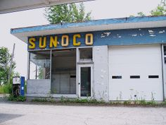 OH Greenwich - Sunoco Station   Flickr - Photo Sharing!