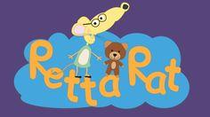 Retta Rat Finger Family Nursery Rhyme / Meet to Retta Rat Finger Family ...