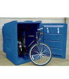 Byke Bin Cycle Locker