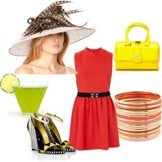 Get ready to Preak out! Perfect look for the @Preakness Stakes, the second jewel of the Triple Crown.
