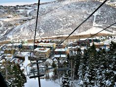 Park City is the perfect place for your winter vacation! Winter Vacations, Vacation Resorts, Park City, Perfect Place, Places, Travel, Outdoor, Winter Holidays, Outdoors