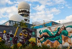 Developer to Transform Former Spy Station in Berlin into a Museum and Artist Colony http://lnk.al/4myG #artnews
