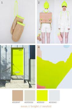 neon // bright // neutral