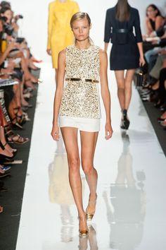 Michael Kors at New York Fashion Week Spring 2013 - StyleBistro