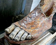 Romano Impero: CALZATURE ROMANE