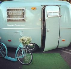 // Welcome to Happier Camper located in Silverlake, Los Angeles! • Trailer rental is $125 per night on weekdays. $150 on weekends and holidays (5th night is free). • We accept CASH and take Visa,...