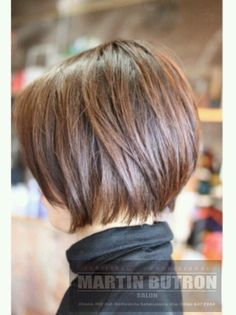 I love this cut. Not sure if I'm brave enough to go that short though...
