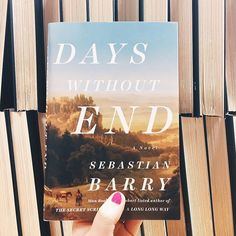 """A huge congratulations to #DaysWithoutEnd the Costa Book of the Year Award winner!  Sebastian Barry is the first novelist to win the prize twice. Start reading this """"brilliant"""" (@WashingtonPost) """"remarkable"""" (@BookRiot) & """"absorbing"""" (@WSJ) novel today!"""