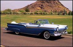 1957 Ford Fairlane Convertible