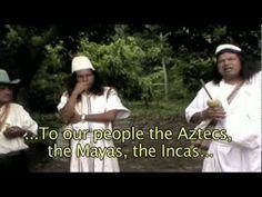 Arhuaco Message To Humanity, Monsanto