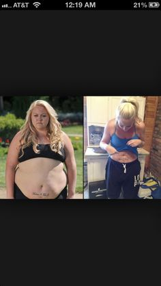 Meredith from Extreme makeover weight loss edition!