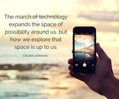 Steven Johnson Quote