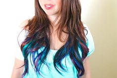 Image result for mermaid hair colour