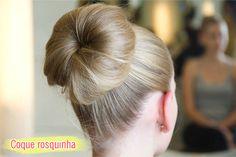 Dica para cabelos: Coque rosquinha    por Caroline F. G. de Oliveira | Blog Carol de Oliveira       - http://modatrade.com.br/dica-para-cabelos-coque-rosquinha