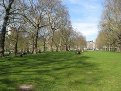 London, Green Park
